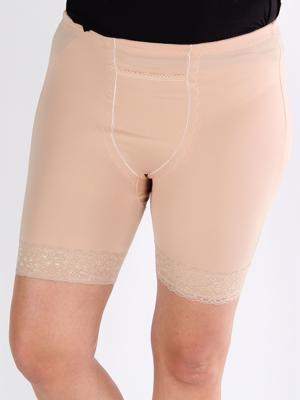 Shape Up Shorts - Beige indershorts med shape effekt